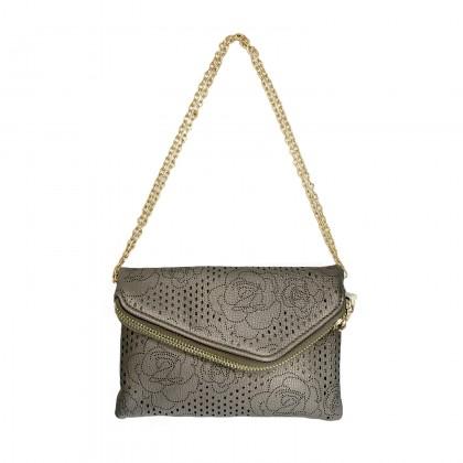 VERN'S Ladies Stylish Clutch Sling Bag - B05004710