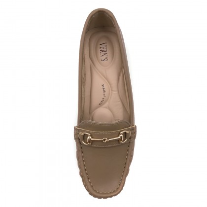 VERN'S Buckle Wedge Moccasins - S45006010