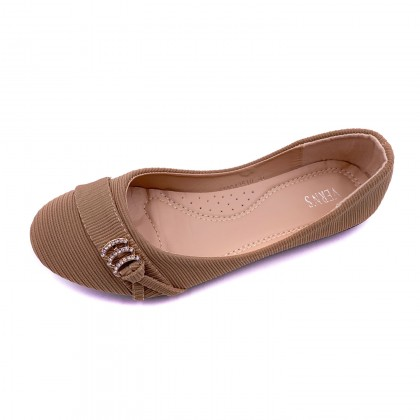 VERN'S Casual Round Toe Flat - S10043510