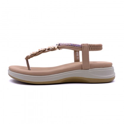 VERN'S Casual Low Heel Sandals - S32025510