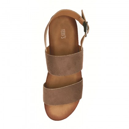 VERN'S Casual Slingback Sandals - S34008530