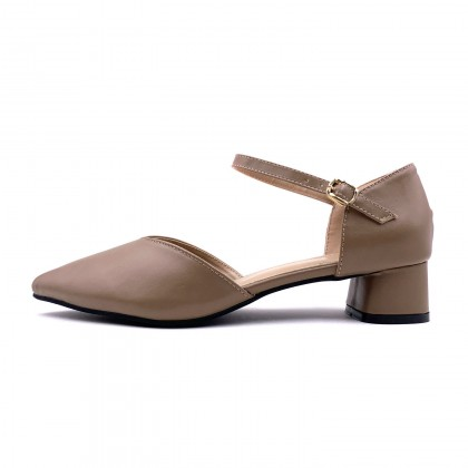 VERN'S XL Low Heel Sandals - S30003910