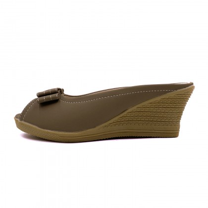 VERN'S Peep Toe Wedge - S19015510