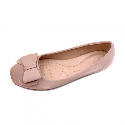 VERN'S Casual Ballet Toe Flat - S10045910