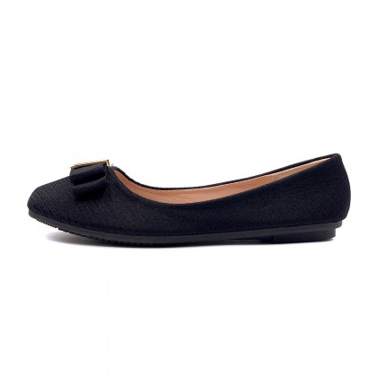 VERN'S Casual Ballet Toe Flat - S10046010