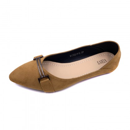 VERN'S Casual Flat Pumps - S11031410