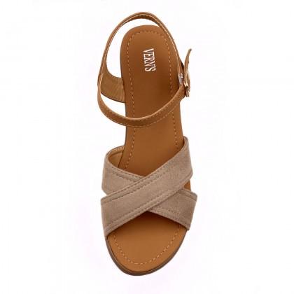 VERN'S Slingback Wedges Sandals - S33019610