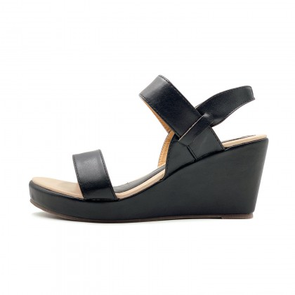 VERN'S Slingback Wedges Sandals - S33019510